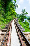 The Death Railway Stock Photos