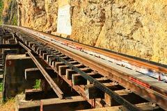 Death Railway Royalty Free Stock Image