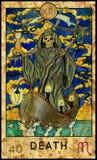 death Reaper sinistre Illustration Stock