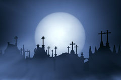 Death and resurrection abstract  Royalty Free Stock Photos