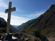 The Death Road in Yungas, Bolivia, South America. Stock Photo