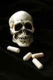 Death's Dose Stock Photo