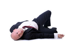 Death of a salesman Royalty Free Stock Photography