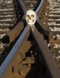 Death sceene Royalty Free Stock Image