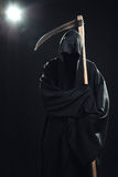 Death with scythe Stock Images