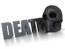 Death sign Royalty Free Stock Photos