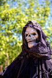 Death - skeleton Royalty Free Stock Photography