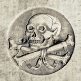 Death symbol Stock Photo