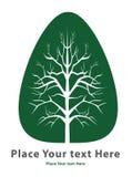 Death tree symbol Stock Photos