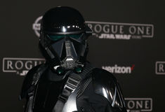Death Trooper Royalty Free Stock Images