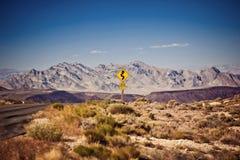 Death Valley国家公园 免版税库存照片