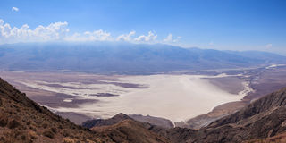 Death Valley在加利福尼亚-美国 免版税库存照片