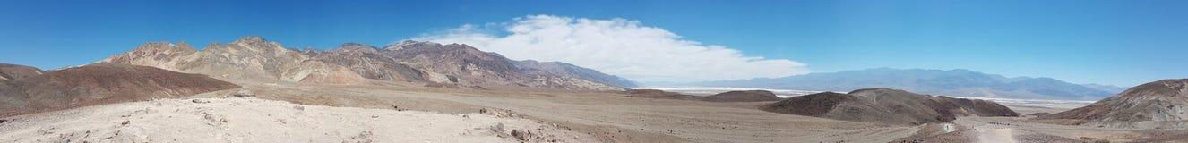 Death Valley, Калифорния Стоковое Изображение