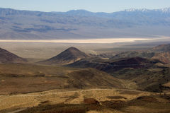 Death Valley Foto de Stock Royalty Free