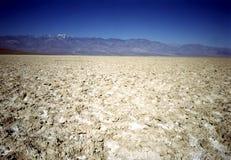 Death Valley Royaltyfri Fotografi
