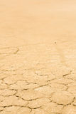 Death Valley. Dry ground with cracks at Death Valley, California royalty free stock photo