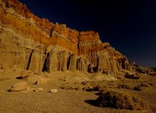 Death Valley 2. Zabriski Point In Death Valley royalty free stock photography