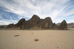 Death Valley Immagini Stock Libere da Diritti