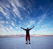 Death Valley 免版税库存图片
