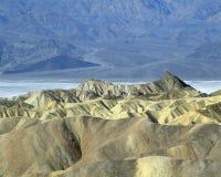 Death Valley国家历史文物, 免版税库存图片
