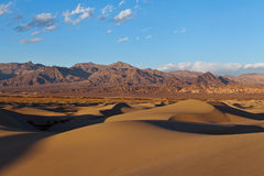 Death Valley Photo libre de droits