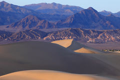 Death Valley Lizenzfreies Stockbild