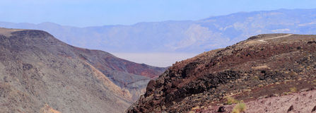 Death Valley Stockbild