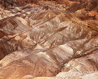 Death Valley 免版税库存照片