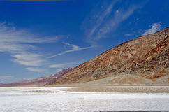 Death Valley. Badwater Basin, Death Valley, California royalty free stock images