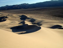 Death Valley Photo stock