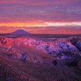 Death Valley. Arkivfoton