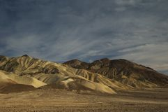 Death Valley 4. Furnace Creek Area, Death Valley royalty free stock photos