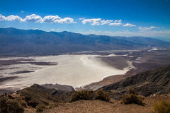 Death Valley Image libre de droits