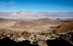 Death Valley Imagem de Stock Royalty Free