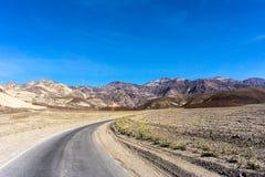 Death Valley Fotografia Stock