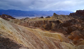 Death Valley Image stock