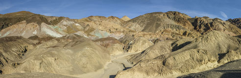 Death Valley Artist Palette Royalty Free Stock Photo
