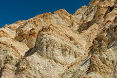 Death valley artist point natural art Royalty Free Stock Photos