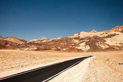 Death Valley 3 Royalty Free Stock Photos