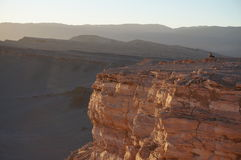 Death Valley, Atacama-Wüste, Chile Lizenzfreies Stockfoto