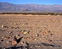 Death Valley Basin, California. Stock Images