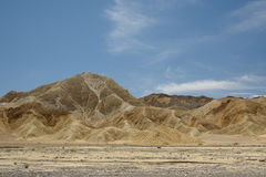 Death valley. In bright sunny day Royalty Free Stock Image