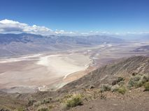 Death valley, CA, Stock Photo