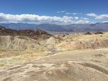 Death Valley, CA, USA Stockfotografie