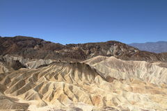 Death Valley - California Fotografia Stock