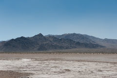 Death Valley California Stock Photo