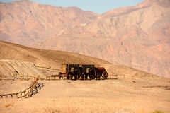 Death Valley California Stock Photography