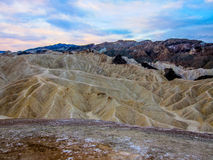 Death Valley, California Royalty Free Stock Photo