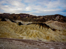 Death Valley, California Royalty Free Stock Photography