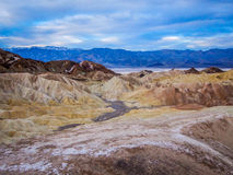 Death Valley, California Stock Photography